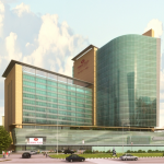 Business Hotel and Office Park for Savvy Group, Ahmedabad